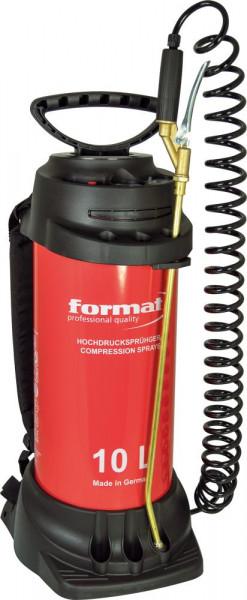 Hochdrucksprühgerät, 6 ltr. FORMAT