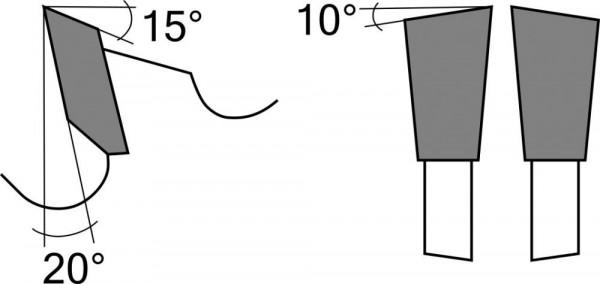 HM - Kreissägeblatt Z.24 350 x 3,2 x 30 mm FORMAT