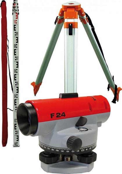 Baunivelliergerät F24-Set24-fach, IP 54 FORMAT