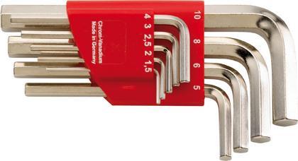 Halter für Winkelschraubendreher 1,5-10x mm 9-teilig FORMAT