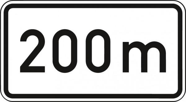 ZZ.1004, 330x600mm Text: 200m