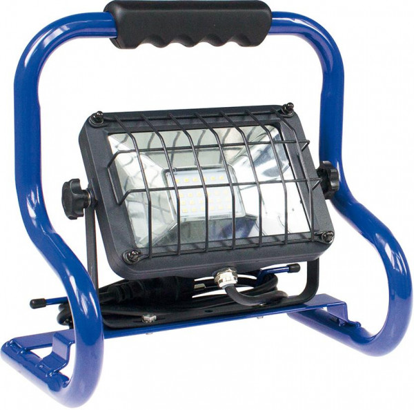 LED-Strahler IP 65 20W CHIP + Gestell