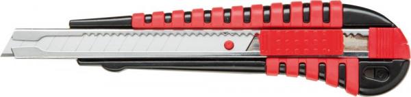 Cuttermesser Metall mit 1 Klinge 9mm FORMAT