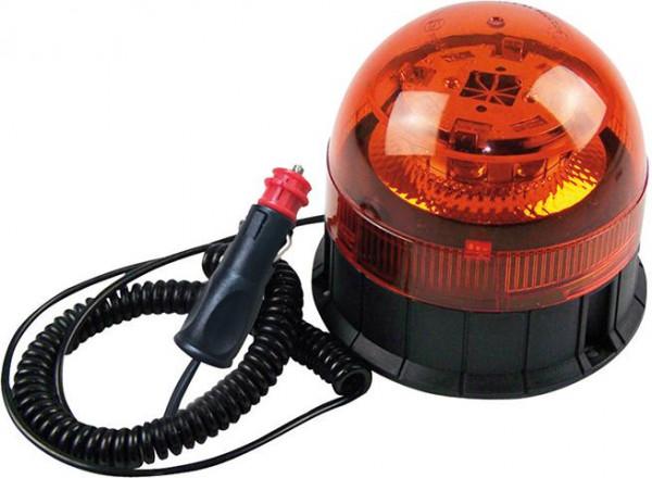 Rundumblitzleuchte LED 12 / 24 V Magnetmontage
