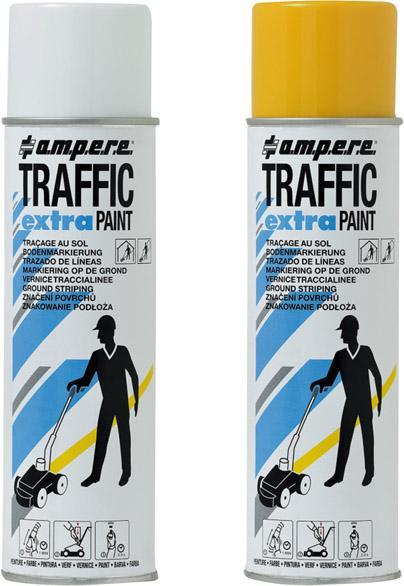 Bodenmarkierspray Traffic Extra 500ml gelb