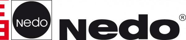 Fluchtstabstativ 1m mit Kugelgelenkkopf Nedo