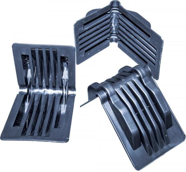 Kantenschutzwinkel 34mm, schwarz