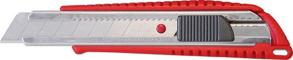 Cuttermesser mit Drucktaste 18mm FORMAT