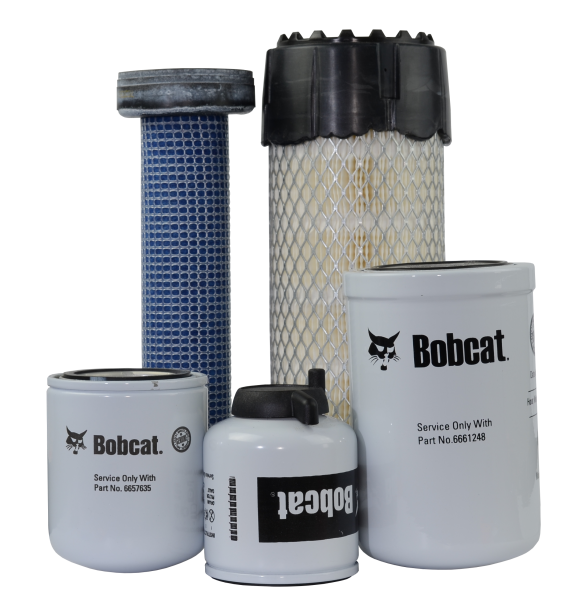 Filterkit Bobcat 6987536