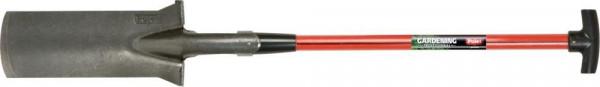 Rodespaten Fiber 9001 T-Stiel, 350 x 130 mm