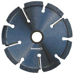 Mörtelräumer Seg. 6,5mm 115 x 22,23mm FORMAT