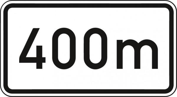 ZZ.1004, 231x420mm Text: 400m