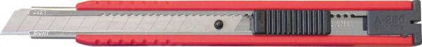 Cuttermesser mit Drucktaste 9mm FORMAT