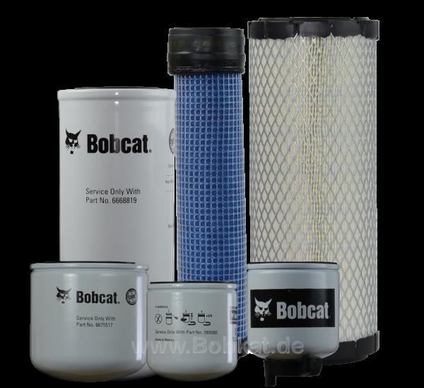 Filterkit Bobcat 6987645