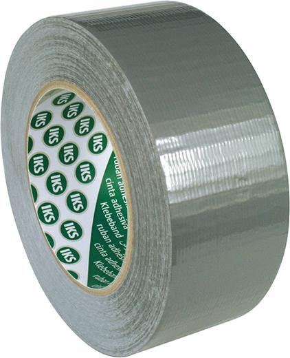 Gewebeklebeband AC10 50m x 50mm silber