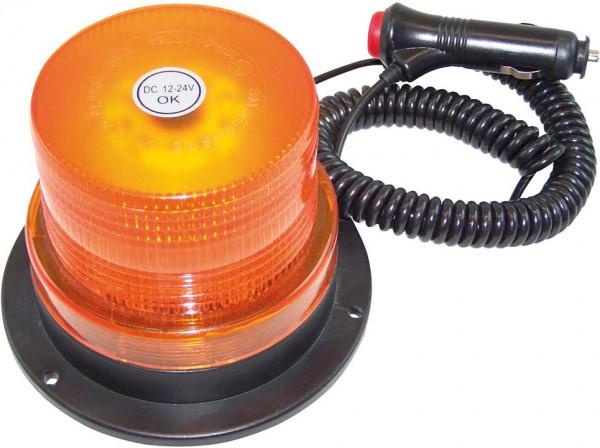 Rundumkennleuchte LED 12 / 24 V Magnetmontage