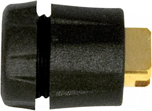 Flachstrahldüse 80-01E Messing, mit Feinfiltür