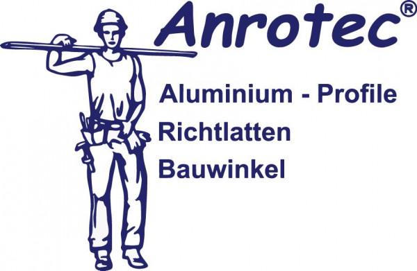 Alu-Bauwinkel 2000x1000mmProfil 80x18mm