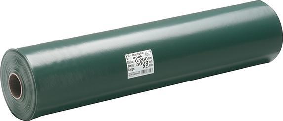 Baufolie OPAK Typ 200 - 4 x 50m
