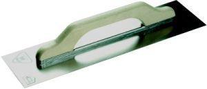 Schweizer-Glättekelle 480x130mm rostfrei Jung
