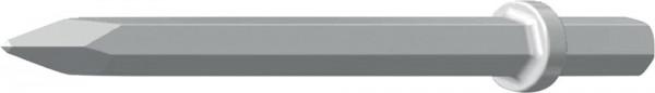 Spitzmeissel 450 mm EE sechskant 25 x 108 mm
