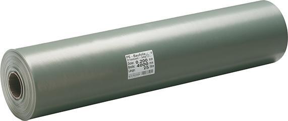 Baufolie TRANSLUZENT Typ 200 - 4 x 50m