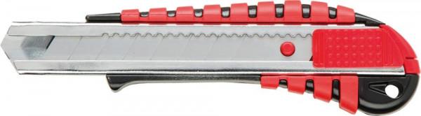 Cuttermesser Metall mit 1 Klinge 18mm FORMAT