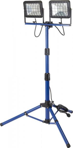LED-SAMSUNG-Stativ 2x30W 5100Lm 1,8mHöhe 5m Kabel