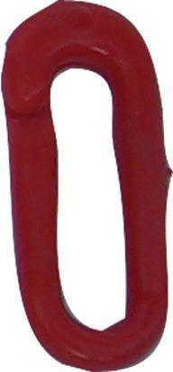 Verbindungsglied rot Kunststoff 6 mm