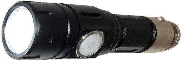 LED-Taschenlampe aufladbar, 12 V