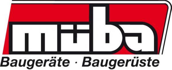 Schubkarre Fagro F 85 400x100 Luftb. lack. 85 l