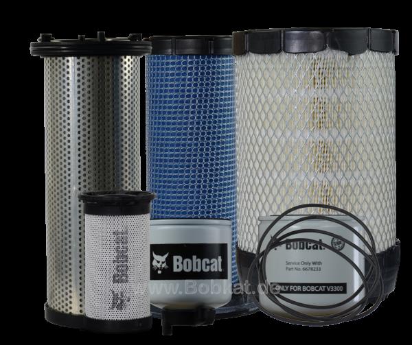 Filterkit Bobcat 6987756